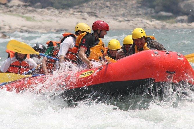 Seti River Rafting