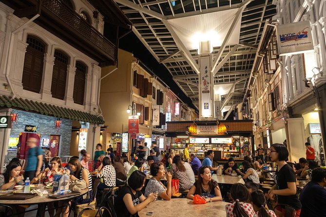 Chinatown street food: eat with a local in Singapore photo 9