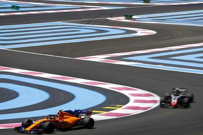 Circuit Paul Ricard ( Castellet )