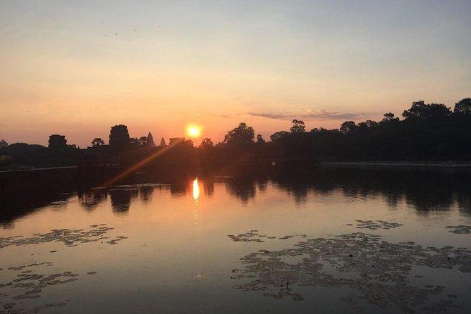 Angkor Wat Sunrise Tours