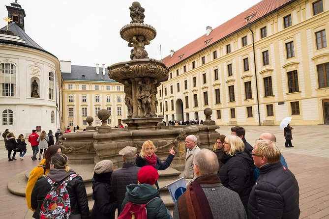 Prague Half-Day City Tour Including Vltava River Cruise photo 6