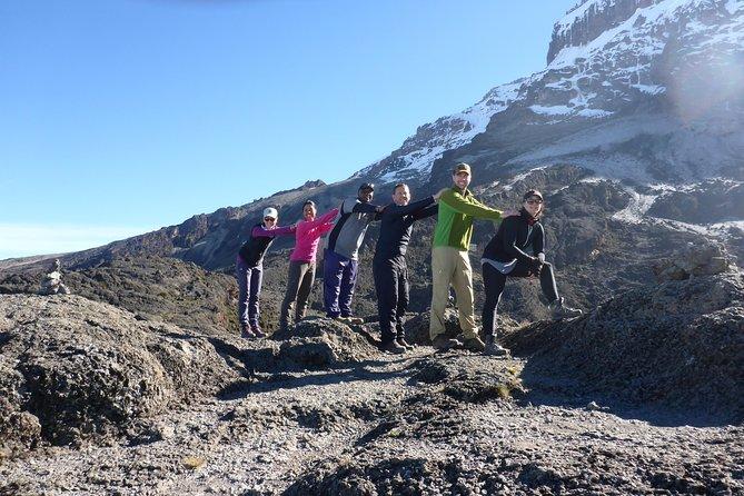 """Trek The """"whisky"""" Route Of Mount Kilimanjaro"""