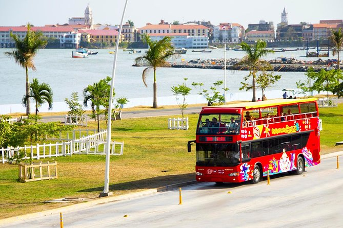 City Sightseeing Panama City Hop-On Hop-Off Bus Tour