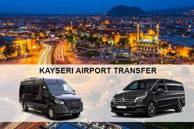 Kayseri Airport ASR Transfers to Kapadokya (Goreme) Hotels photo 1