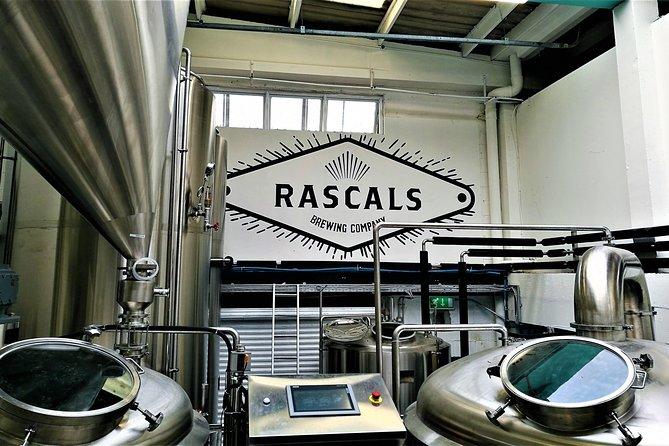 Rascals Premium Brewery Tour