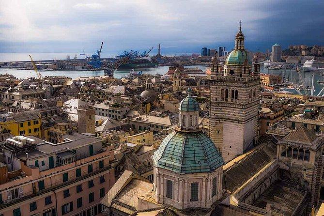 Tour of Genoa and Day Trip to Portofino from Genoa