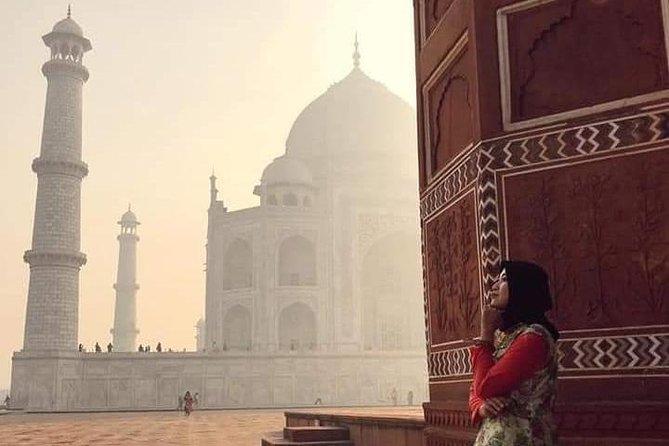 A-Day Trip from Delhi to Agra Including Baby taj