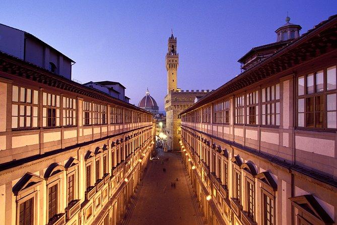 Uffizi + David & Academy - Private Tour