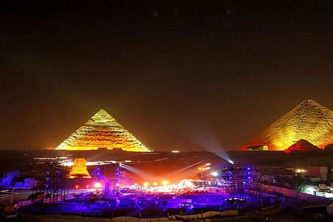 Private Giza Pyramids and Sakkara Tour photo 2