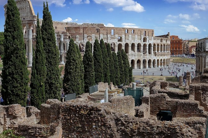 Colosseum express guided tour with fast access (1 hour)