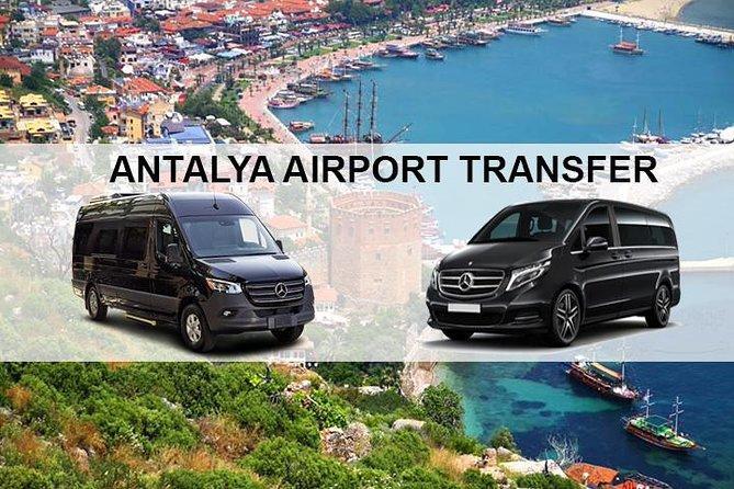 Antalya Kestel Hotels to Antalya Airport AYT Transfers photo 1