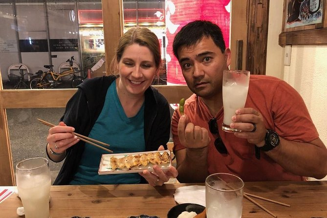 Introduction to Osaka with a local: private & personalized