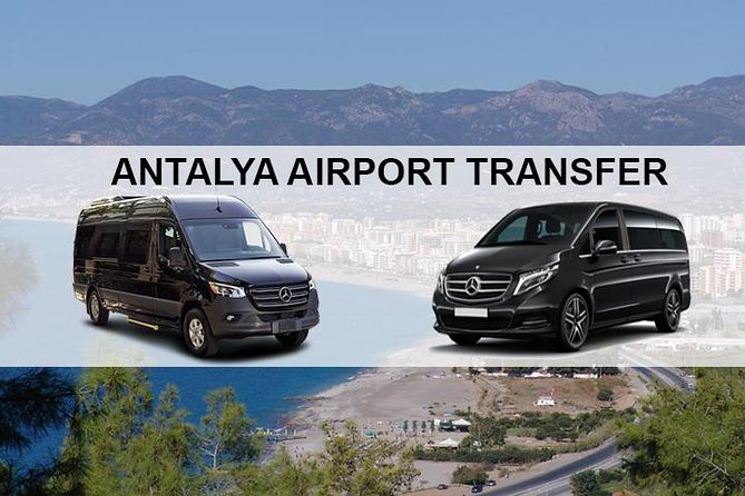 Antalya Mahmutlar Hotels to Antalya Airport AYT Transfers photo 1