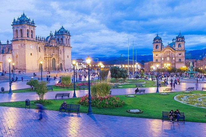Cusco, Machu Picchu and Sacred Valley 5-Day Tour