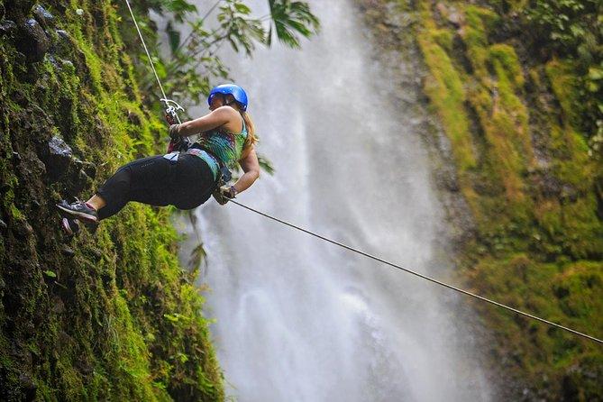 Combo Adrenaline Mundo Aventura Zip Line+Hike+Waterfall Tour & Maleku Villa