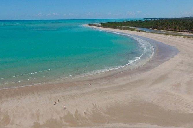 Tour à Praia de Paripueira - Saindo de Maceió by Gaúcho Tur