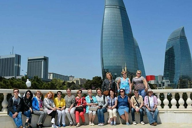 Amazing Baku city tour
