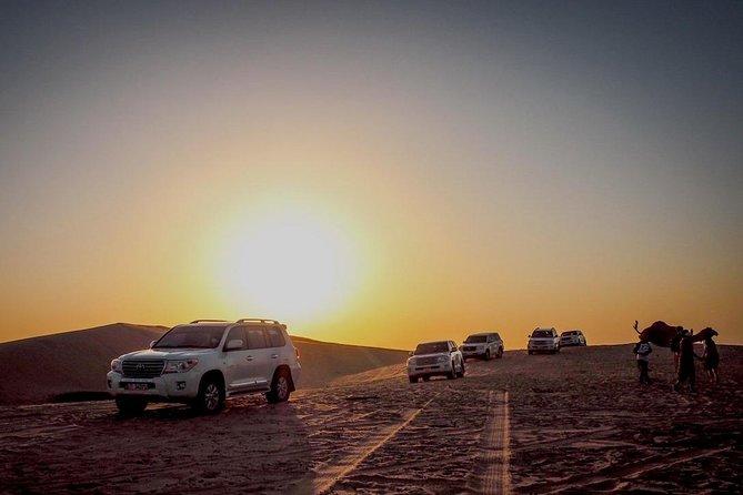 Dubai Evening Desert Safari on Private Basis