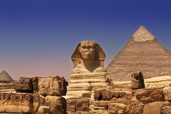 Cairo Top Tours To Giza Pyramids Egyptian Museum And Khan El Khalili