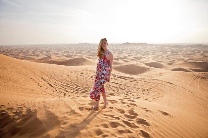 Dubai afternoon Desert Safari(Outdoor Activities)