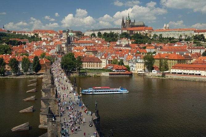 Panoramic City Tour by car and romantic boat trip
