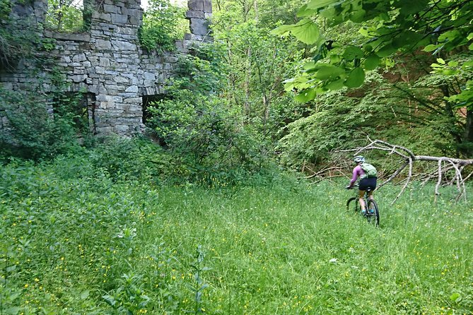 Cycling Brkini - A forgotten region of forests and fruit