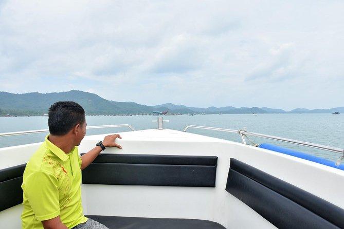 Phuket to Koh Yao Yai by Green Planet Speed Boat