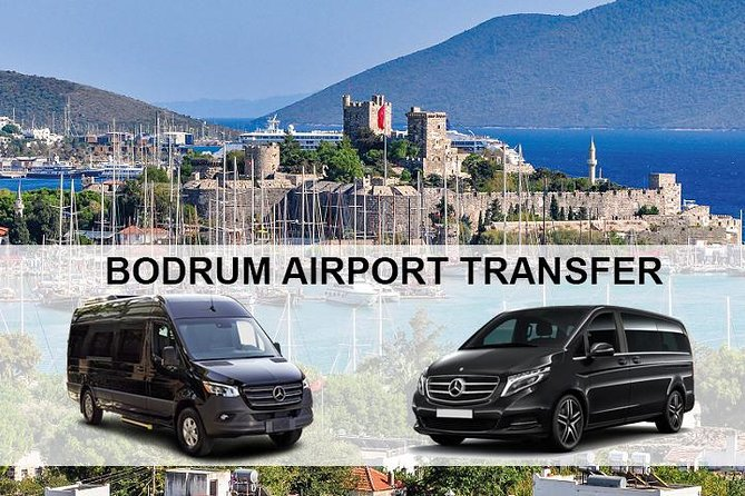 Turgutreis Hotels to Bodrum Airport BJV Transfers