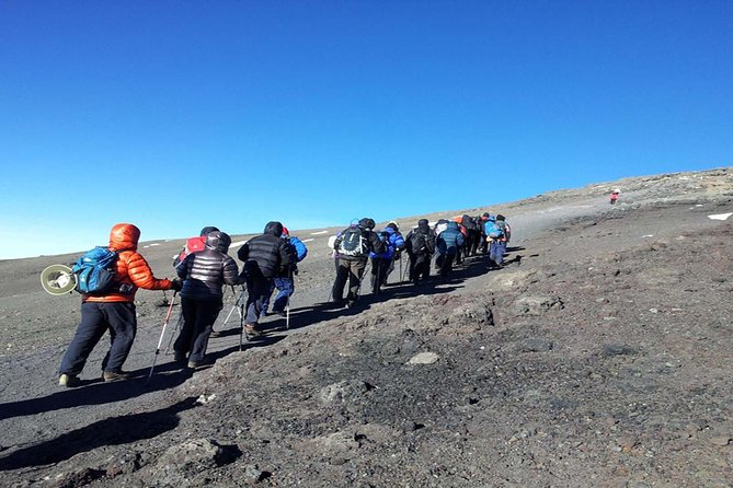 Mt Meru Climb 3 days photo 3