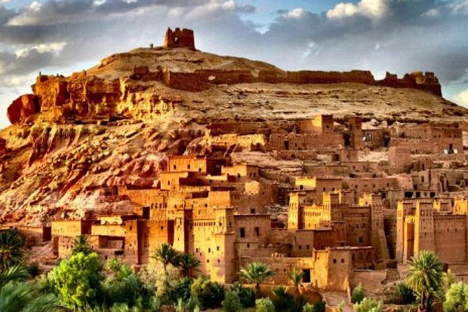 Agadir: Ouarzazate & Kasbah Ait Ben Haddou 2 Days From Agadir
