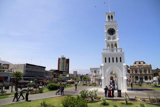 Half day City Tour Iquique and Replica of Esmeralda Corvette
