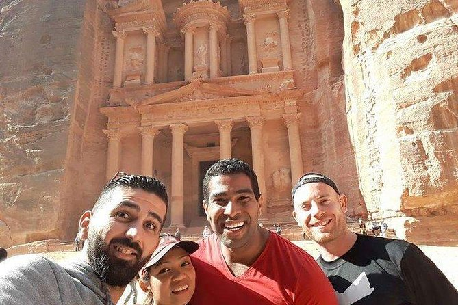Private day tour to Petra from Amman