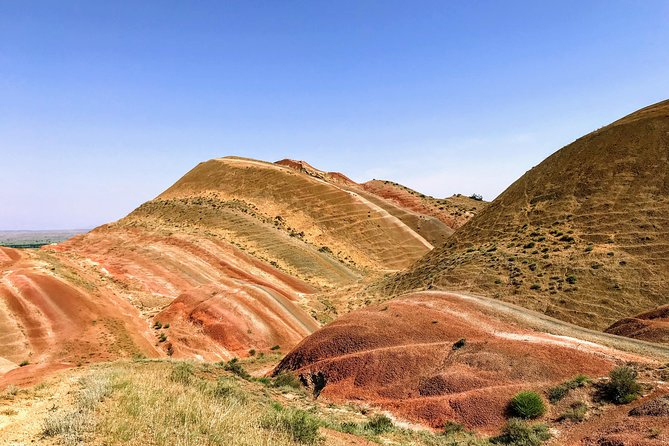 Jeep tour to David Gareja Monastery and Rainbow Mountains