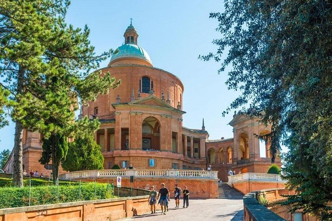 San Luca Experience Guided Tour With Ascent By Panoramic Train