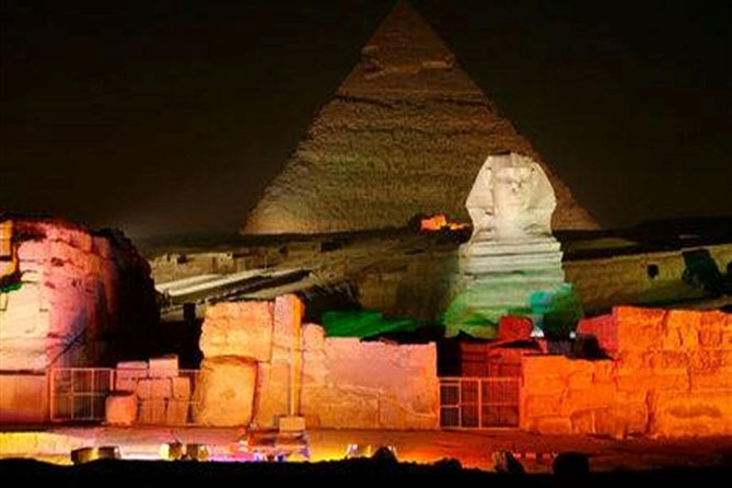 Sound and Light Show at Giza Pyramids photo 3