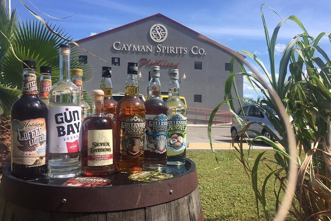 Skip the Line: Cayman Spirits Co. Distillery Tour (Tour Pass Only) Ticket