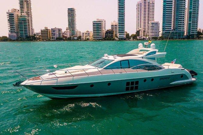 Yacht Charter Cartagena - Cholon and Rosario Islands