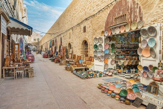 Private transfer: Marrakech to the city of Essaouira