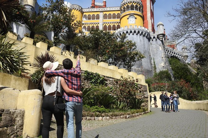 Sintra, Cascais and Pena Palace Guided Tour from Lisbon photo 11