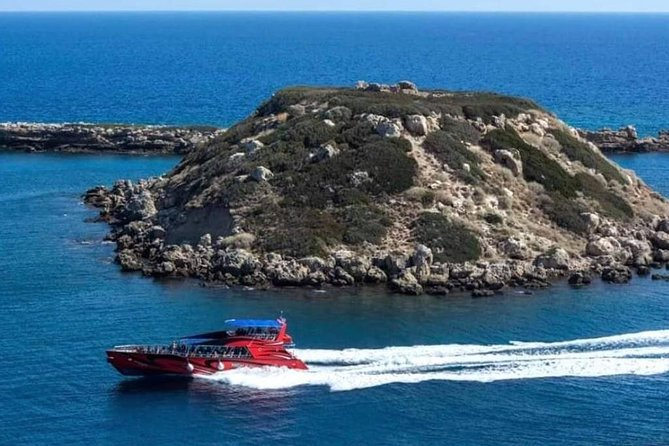 High Speed Boat to Rhodes from Kiotari & Lardos