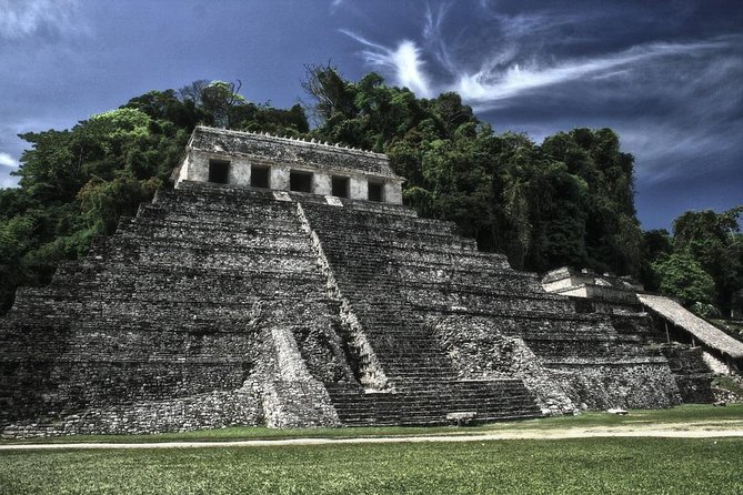 Palenque Archaeological Zone Day Trip from Villahermosa