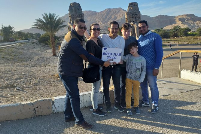 Enjoy private Overnight Trip to Luxor From Hurghada by car