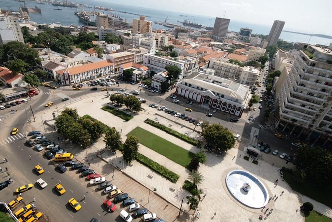 A Fun tour of the vibrant and busy Dakar City