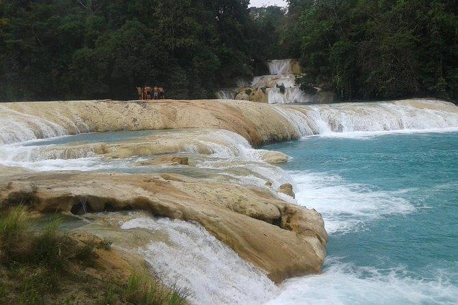 Villahermosa - Tour Misol Ha Y Agua Azul