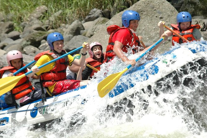 White Water Rafting Pacuare River From San Jose