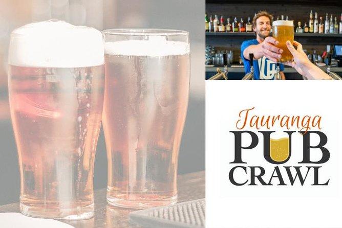 Tauranga Pub Crawl