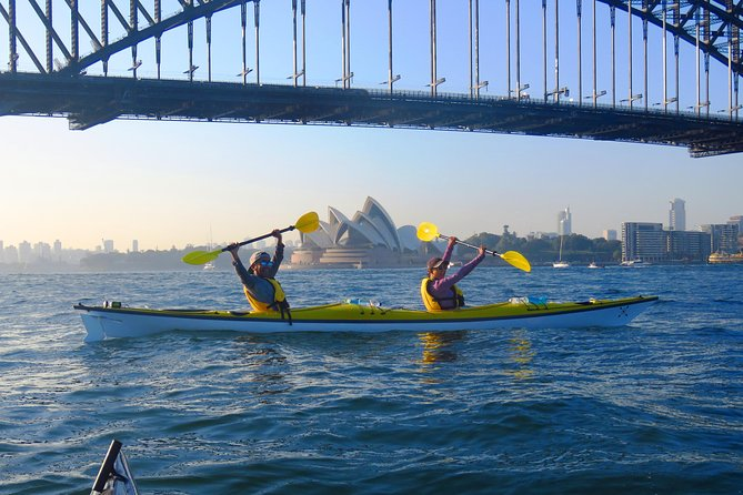 Beautiful Sydney Sunriser Kayaking Tour