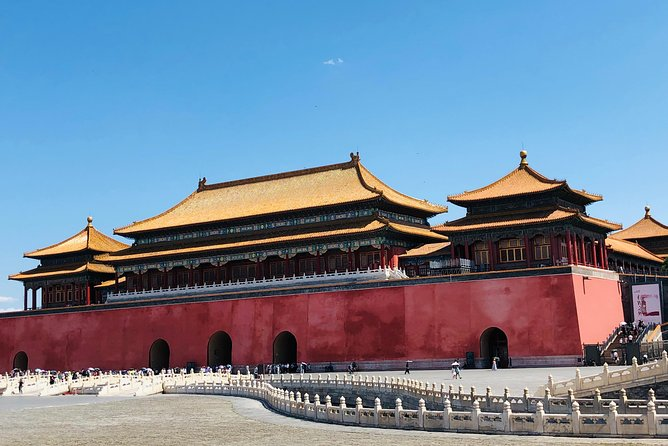All Inclusive Tour: Forbidden City, Tiananmen Square and Peking Duck Cuisine