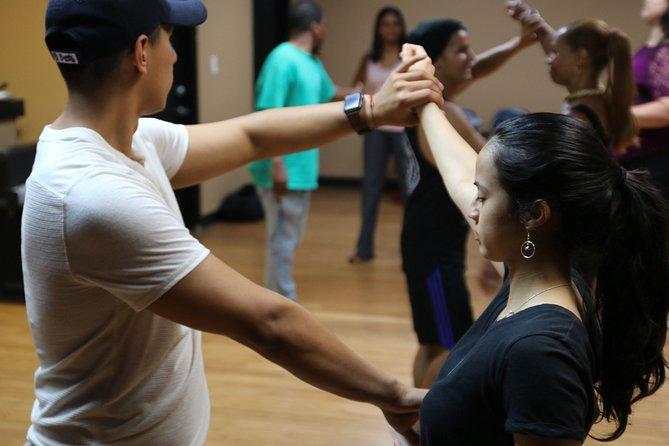 Salsa and bachata classes