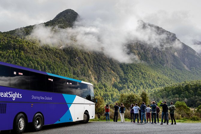 Milford Sound Coach Tour with Lunch from Queenstown photo 4